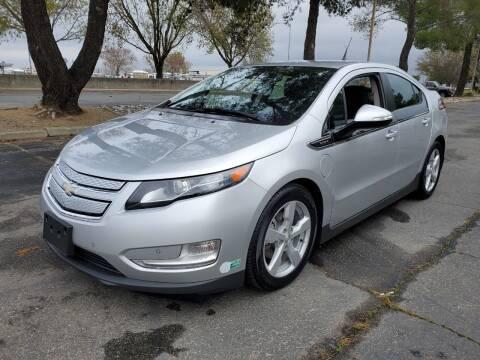 2013 Chevrolet Volt for sale at Matador Motors in Sacramento CA
