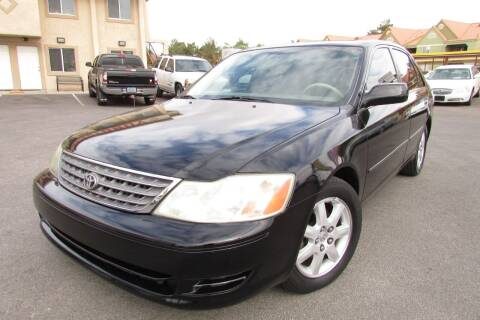 2003 Toyota Avalon for sale at Best Auto Buy in Las Vegas NV