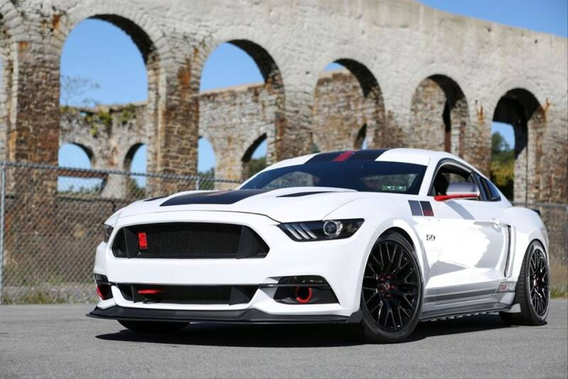 2015 Ford Mustang for sale at RoseLux Motors LLC in Schnecksville PA