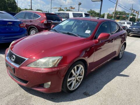 2007 Lexus IS 250 for sale at Pary's Auto Sales in Garland TX