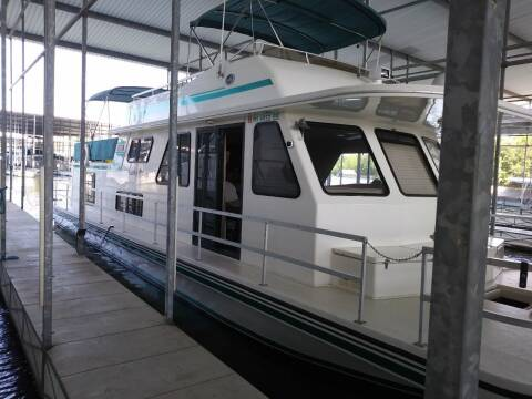 1998 50FT GIBSON CABIN YACHT for sale at Mountain Auto in Jackson CA