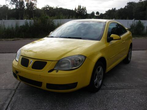 2009 Pontiac G5 for sale at VIGA AUTO GROUP LLC in Tampa FL