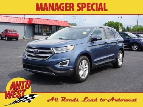 2018 Ford Edge for sale at Autowest of GR in Grand Rapids MI