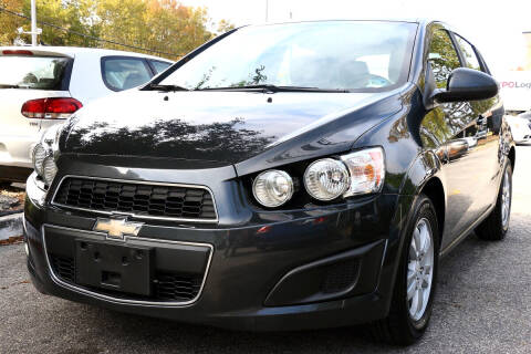 2014 Chevrolet Sonic for sale at Prime Auto Sales LLC in Virginia Beach VA