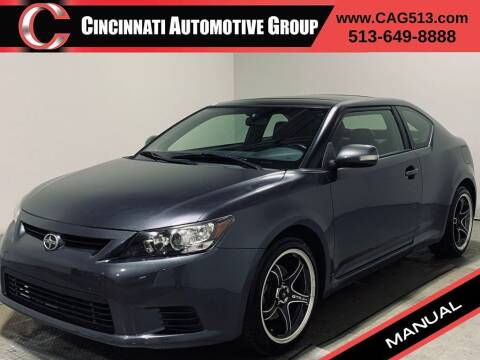 2013 Scion tC for sale at Cincinnati Automotive Group in Lebanon OH