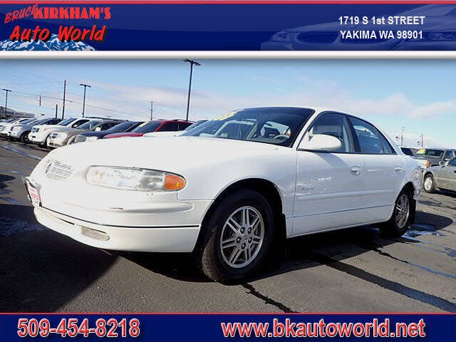 2000 Buick Regal for sale at Bruce Kirkham Auto World in Yakima WA