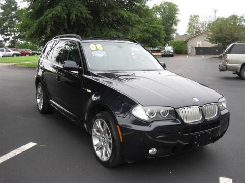 2008 BMW X3 for sale at Reza Dabestani in Knoxville TN