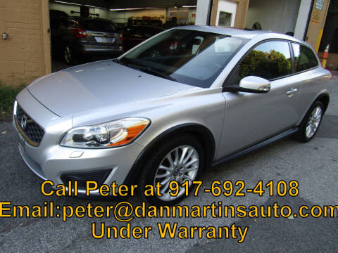 2011 Volvo C30 for sale at Dan Martin's Auto Depot LTD in Yonkers NY