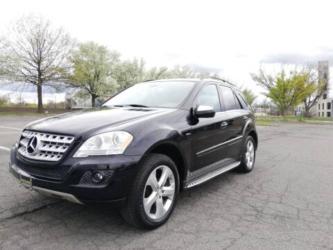 2010 Mercedes-Benz M-Class for sale at Bluesky Auto in Bound Brook NJ