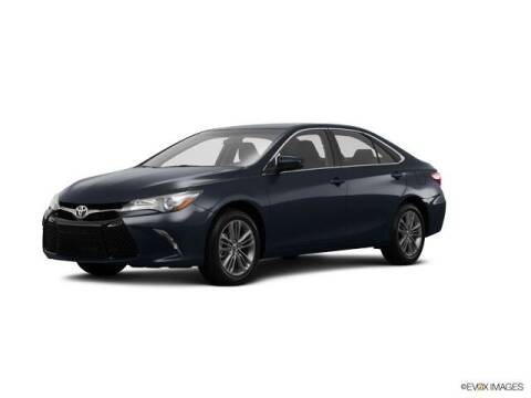 2016 Toyota Camry for sale at Sunny Florida Cars in Bradenton FL