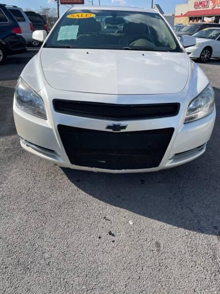 2010 Chevrolet Malibu for sale at SRI Auto Brokers Inc. in Rome GA