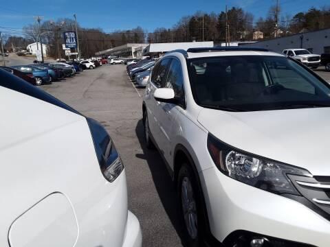 2013 Honda CR-V for sale at Auto Villa in Danville VA