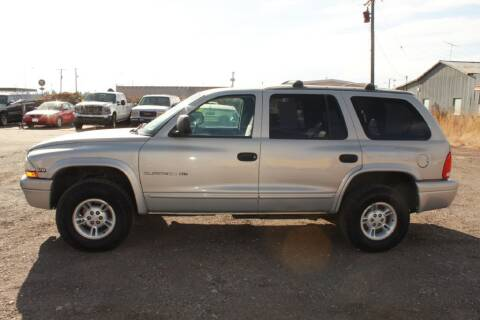 1998 Dodge Durango for sale at Epic Auto in Idaho Falls ID