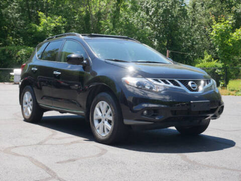 2014 Nissan Murano for sale at Canton Auto Exchange in Canton CT