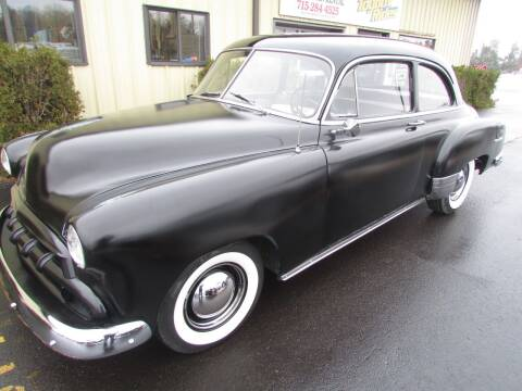 1951 Chevrolet Deluxe for sale at Toybox Rides in Black River Falls WI