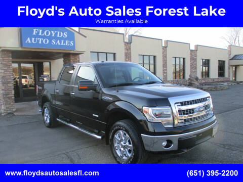 2014 Ford F-150 for sale at Floyd's Auto Sales Forest Lake in Forest Lake MN