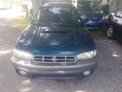1999 Subaru Legacy for sale at Webb's Automotive Inc 11 in Morehead City NC