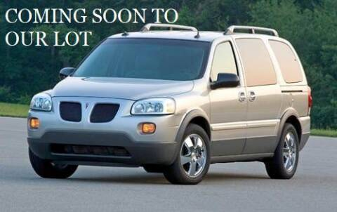 2005 Pontiac Montana for sale at FASTRAX AUTO GROUP in Lawrenceburg KY
