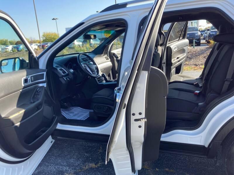 2013 Ford Explorer AWD XLT 4dr SUV - Merrillville IN
