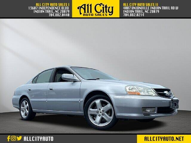 2002 Acura TL for sale at All City Auto Sales in Indian Trail NC