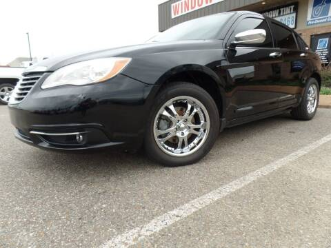 2014 Chrysler 200 for sale at Flywheel Motors, llc. in Olive Branch MS