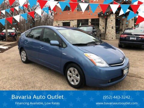 2009 Toyota Prius for sale at Bavaria Auto Outlet in Victoria MN