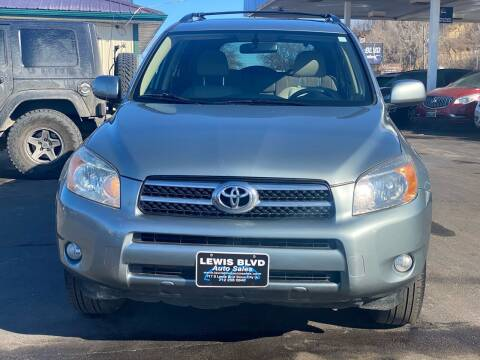 2007 Toyota RAV4 for sale at Lewis Blvd Auto Sales in Sioux City IA