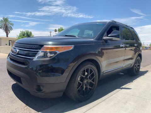 2013 Ford Explorer for sale at Hyatt Car Company in Phoenix AZ
