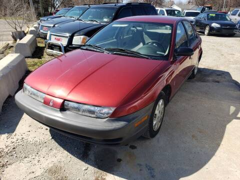 1997 Saturn S-Series for sale at D & D All American Auto Sales in Mt Clemens MI