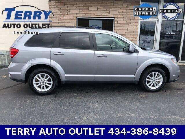 2018 Dodge Journey for sale at Terry Auto Outlet in Lynchburg VA