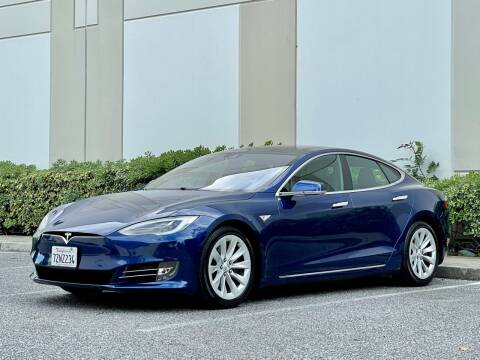 2016 Tesla Model S for sale at Carfornia in San Jose CA