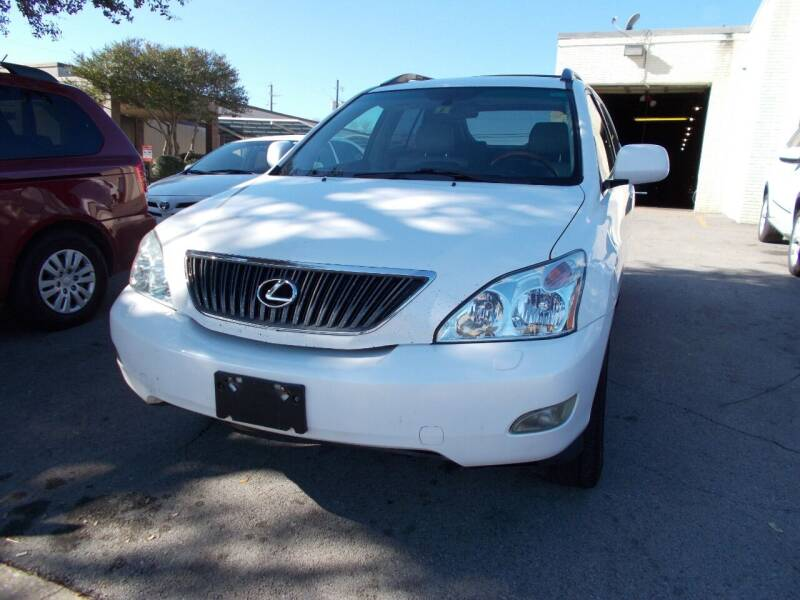2004 Lexus RX 330 for sale at ACH AutoHaus in Dallas TX