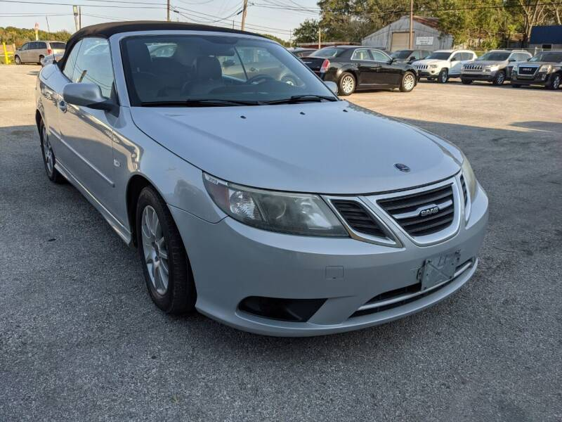 2008 Saab 9-3 for sale at PREMIER MOTORS OF PEARLAND in Pearland TX