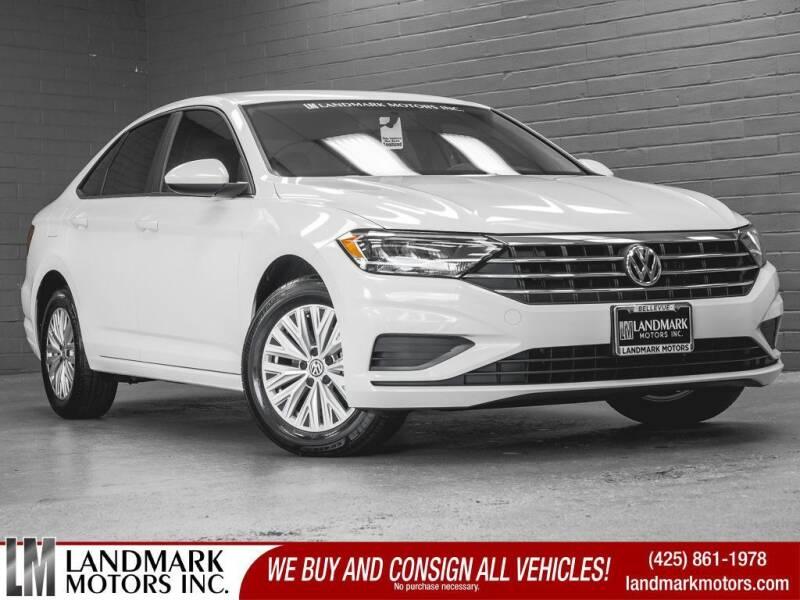 2020 Volkswagen Jetta for sale in Bellevue, WA