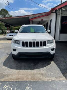 2015 Jeep Grand Cherokee for sale at D. C.  Autos in Huntsville AL