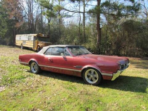 1966 Oldsmobile 442 for sale at Classic Car Deals in Cadillac MI