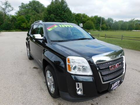 2012 GMC Terrain for sale at Lot 31 Auto Sales in Kenosha WI