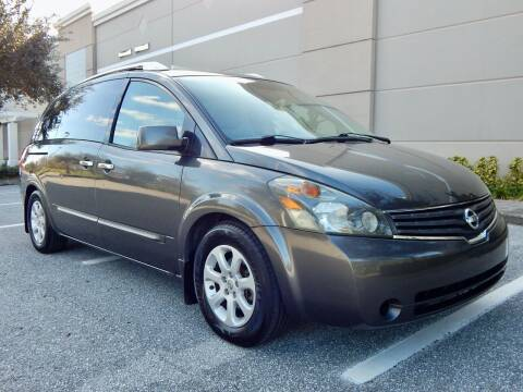 2007 Nissan Quest for sale at VE Auto Gallery LLC in Lake Park FL