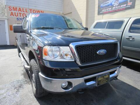 2007 Ford F-150 for sale at Small Town Auto Sales in Hazleton PA