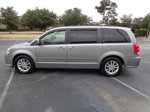 2014 Dodge Grand Caravan for sale at BALKCUM AUTO INC in Wilmington NC