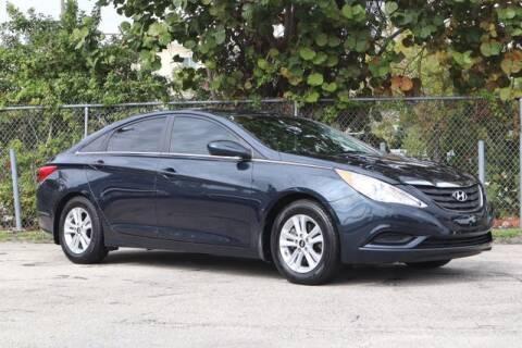 2013 Hyundai Sonata for sale at No 1 Auto Sales in Hollywood FL