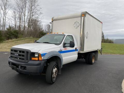 2006 Ford F-450 Super Duty for sale at SEIZED LUXURY VEHICLES LLC in Sterling VA