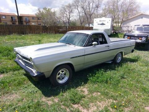 1967 Ford Ranchero for sale at Classic Car Deals in Cadillac MI