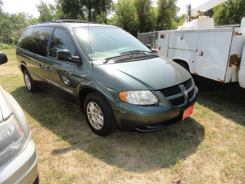 2002 Dodge Grand Caravan for sale at John's Auto Sales in Council Bluffs IA