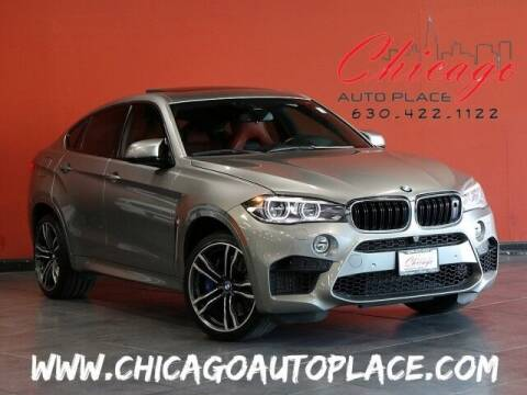 2016 BMW X6 M for sale at Chicago Auto Place in Bensenville IL