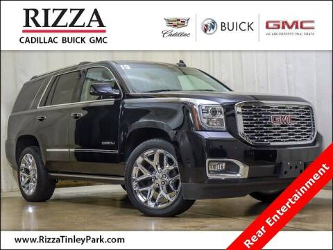 2019 GMC Yukon for sale at Rizza Buick GMC Cadillac in Tinley Park IL