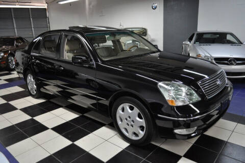 2003 Lexus LS 430 for sale at Podium Auto Sales Inc in Pompano Beach FL