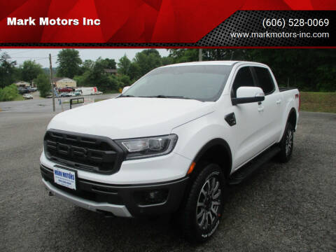 2019 Ford Ranger for sale at Mark Motors Inc in Gray KY