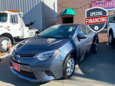 2015 Toyota Corolla for sale at Carlider USA in Everett MA