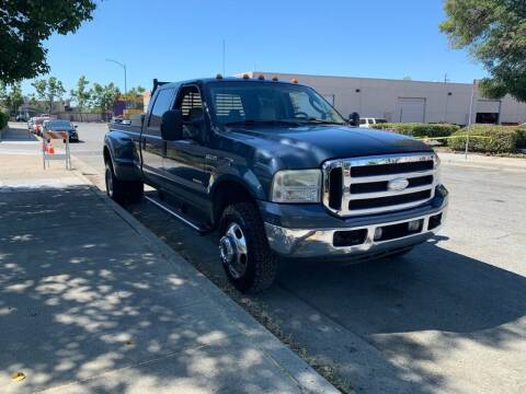 2006 Ford F-350 Super Duty for sale at RA Auto Wholesale LLC in San Jose CA